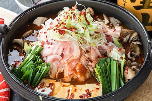 旨辛!赤の鶏辛鍋 ートリカラナベー(1人前)